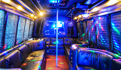 Enjoy Party Bus in DC