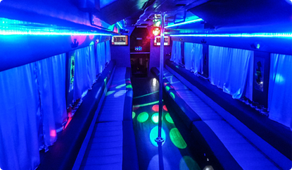 Mega Party Bus DC