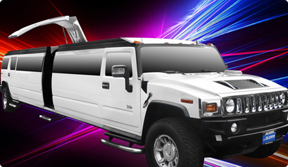 jet door dc hummer limo for Party
