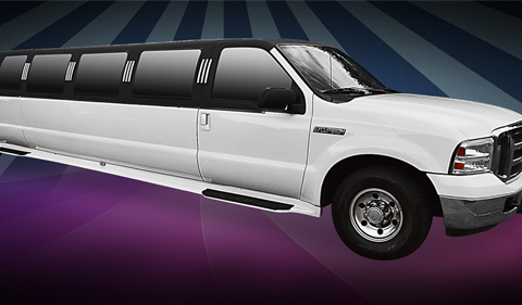 DC SUV Limo - Excursion
