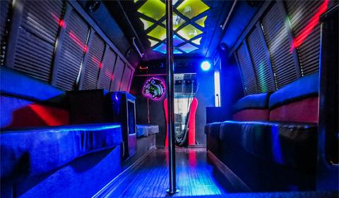 DC Limo Bus