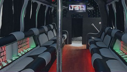 Virginia Party Bus