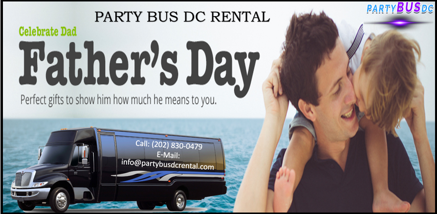 Party Buses DC Rental