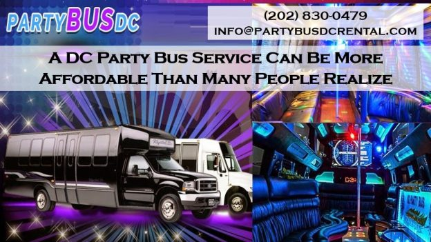 DC Party Bus Service