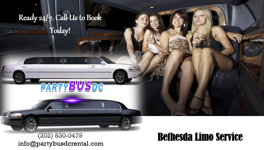 nation's capital - Bethesda Limo Services