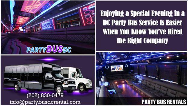 DC Party Bus Service