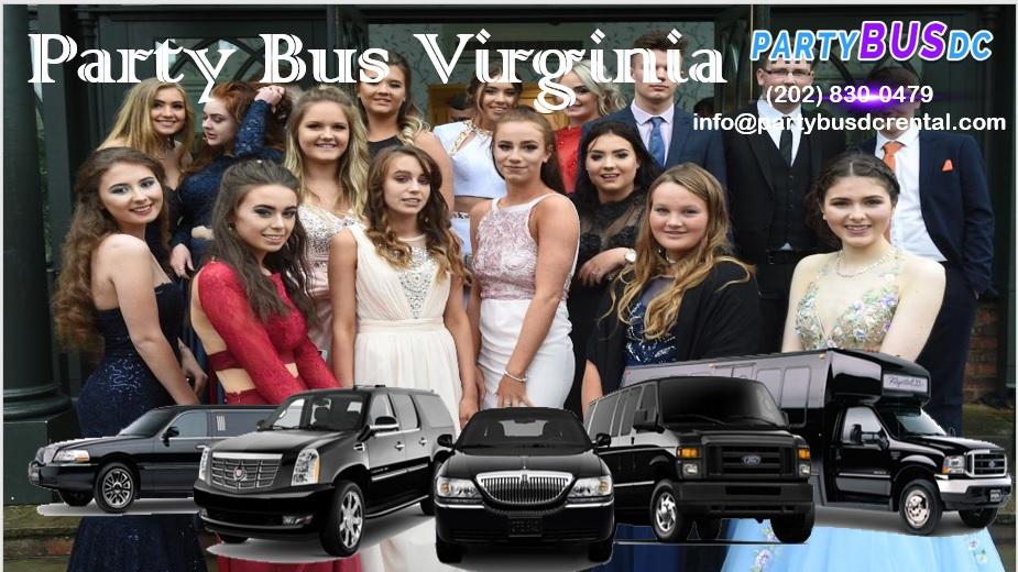 Party Bus Northern VA