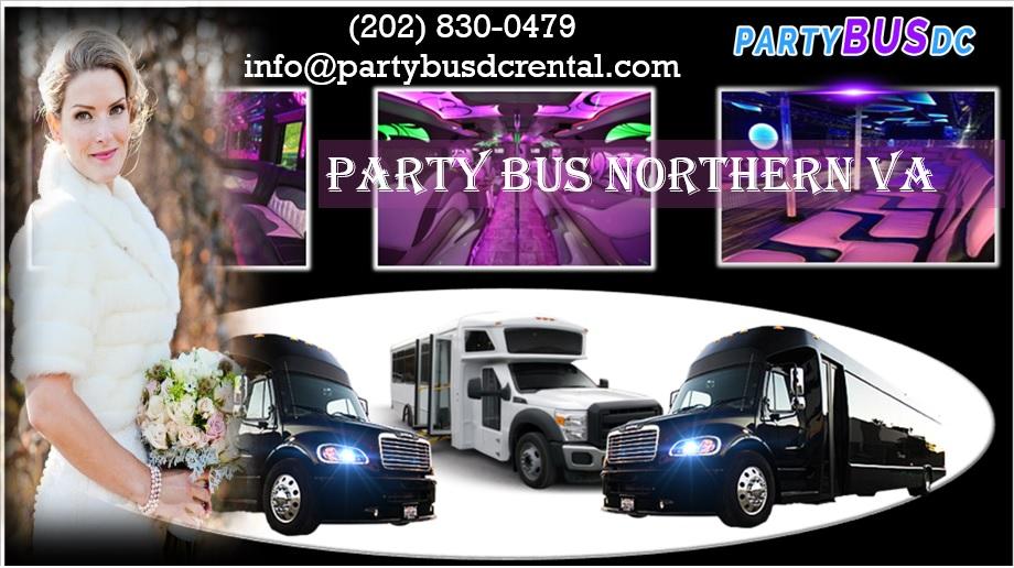 Party Bus Services Virginia