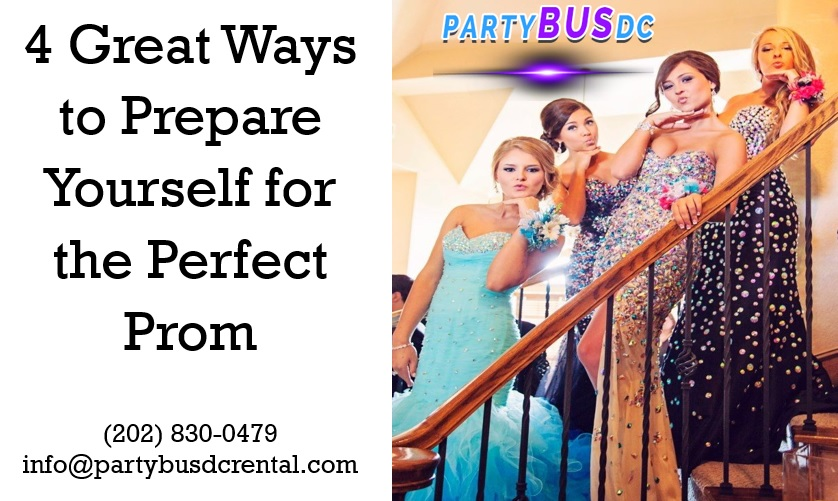 Preparing for the Perfect Prom With 4 Simple Ideas