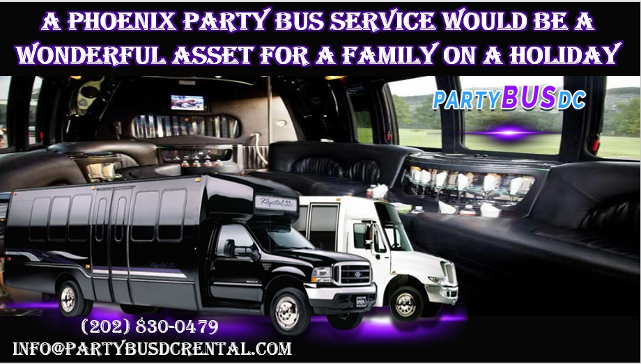 Phoenix Party Bus Service