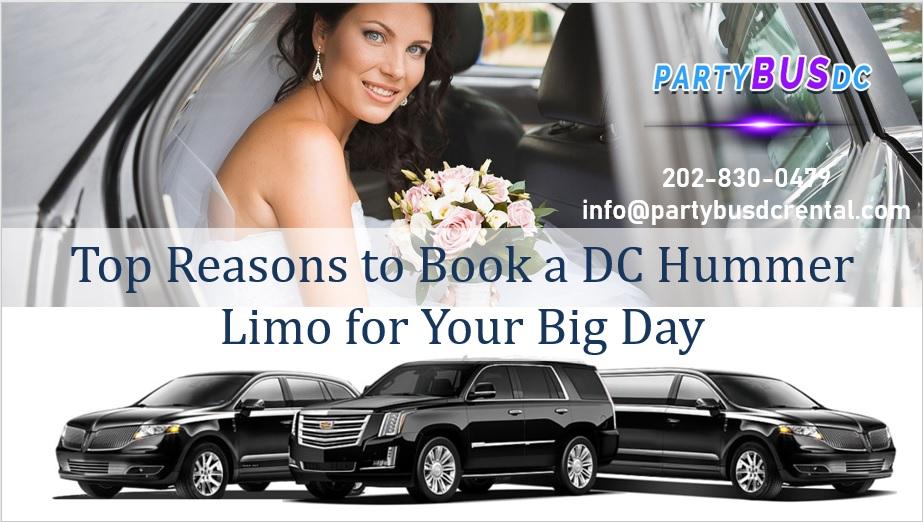 DC Hummer Limo