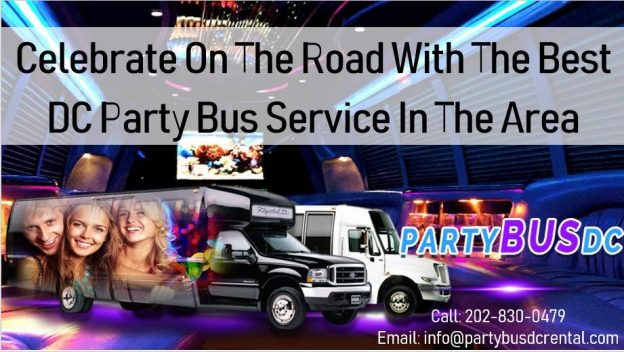 DC Party Bus Service In The Area