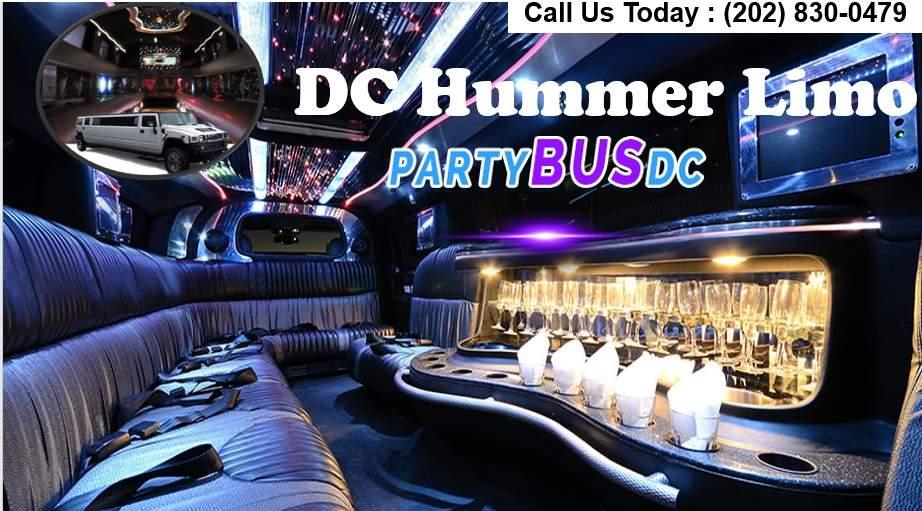 DC Hummer Limos