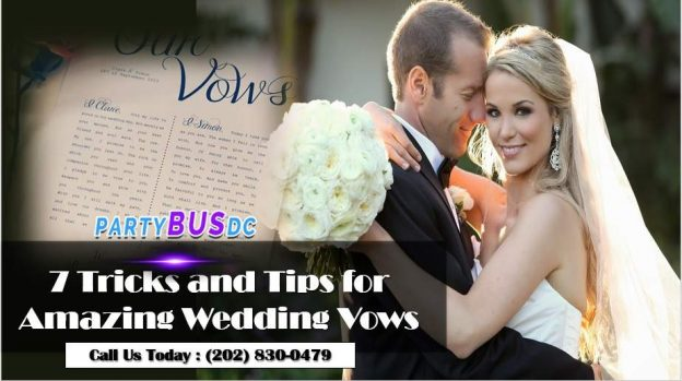 7 Tips to Write Better Wedding Vows