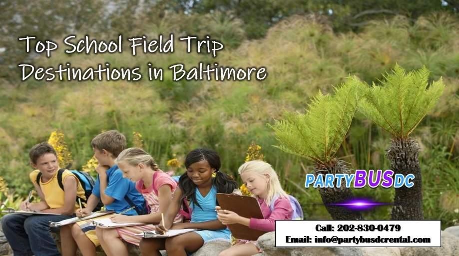 Baltimore Party Bus Rentals