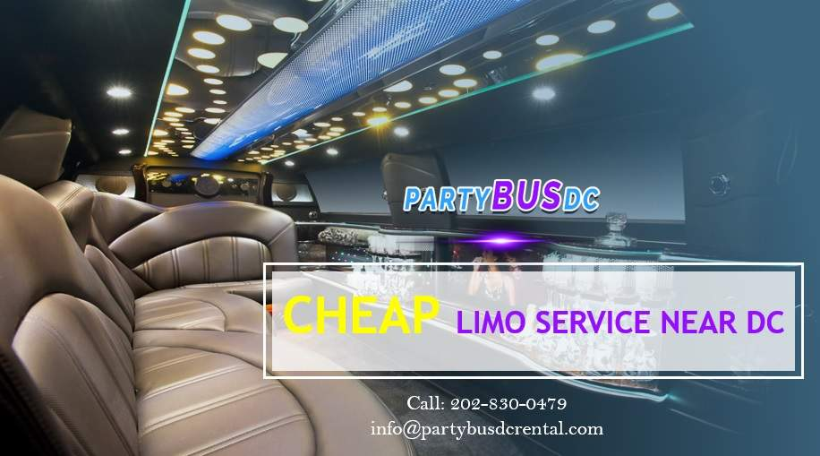 LIMO SERVICE NEAR DC