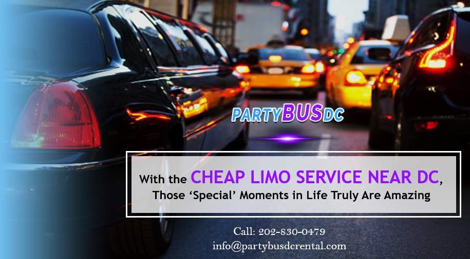 Cheap Limo Service Near DC