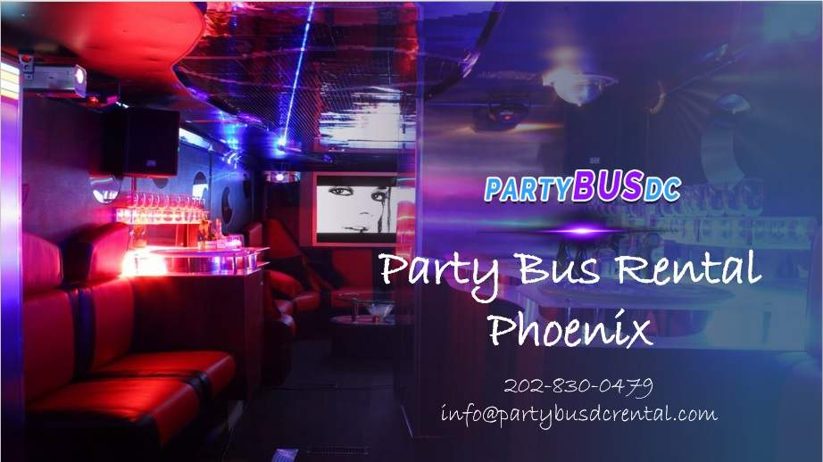 Party Bus Rentals Phoenix